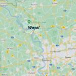 Wo ist Wesel (Postleitzahl 46438)