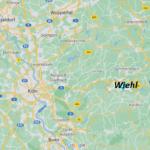 Wo ist Wiehl (Postleitzahl 51674)