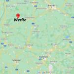 Wo liegt Werlte