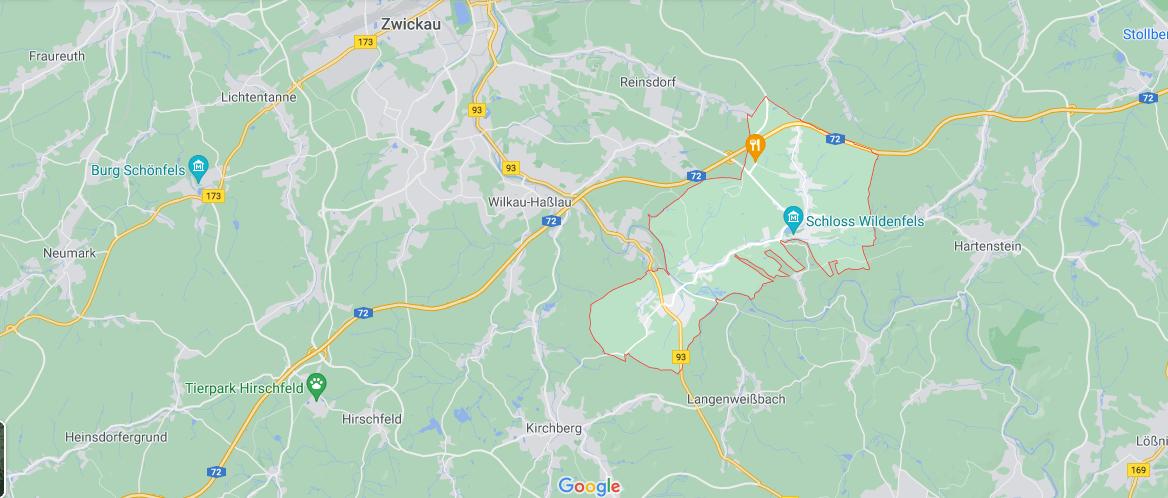 In welchem Bundesland liegt Wildenfels