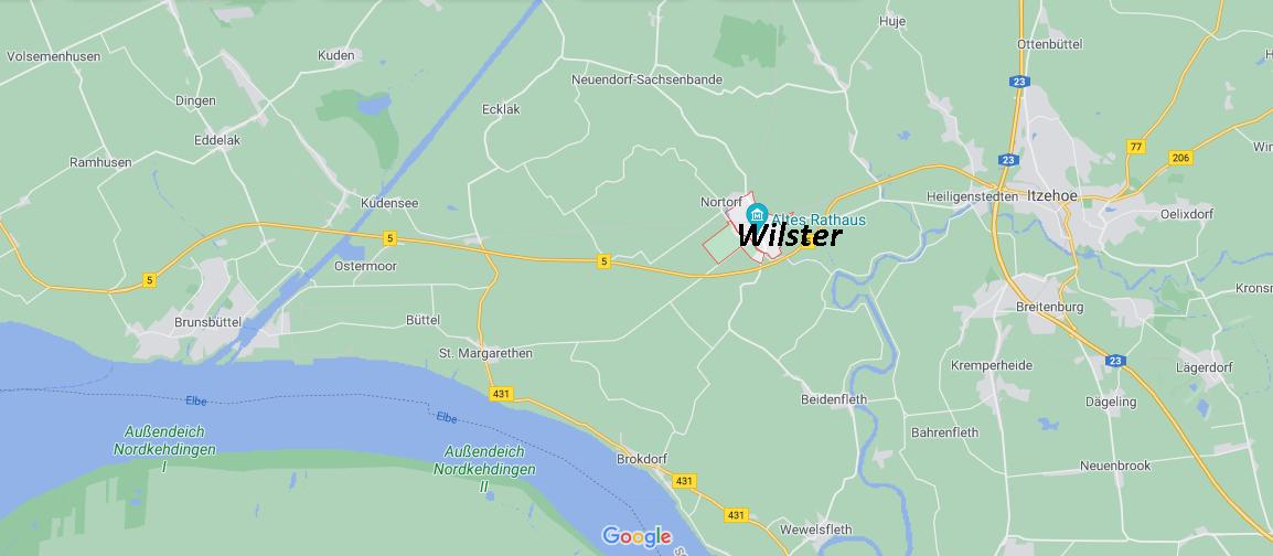 In welchem Bundesland liegt Wilster