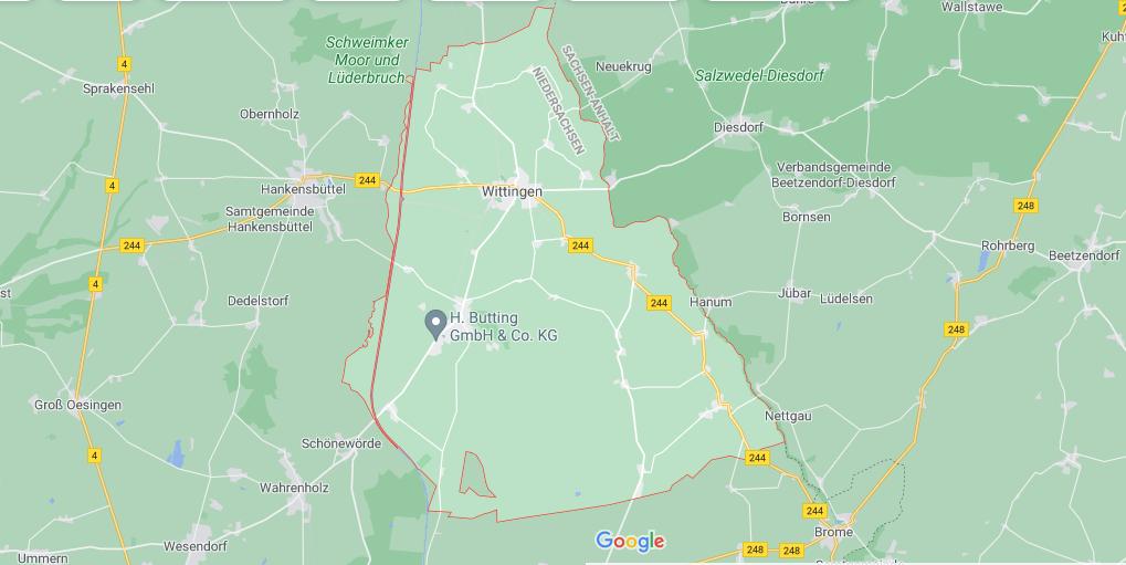 In welchem Bundesland liegt Wittingen