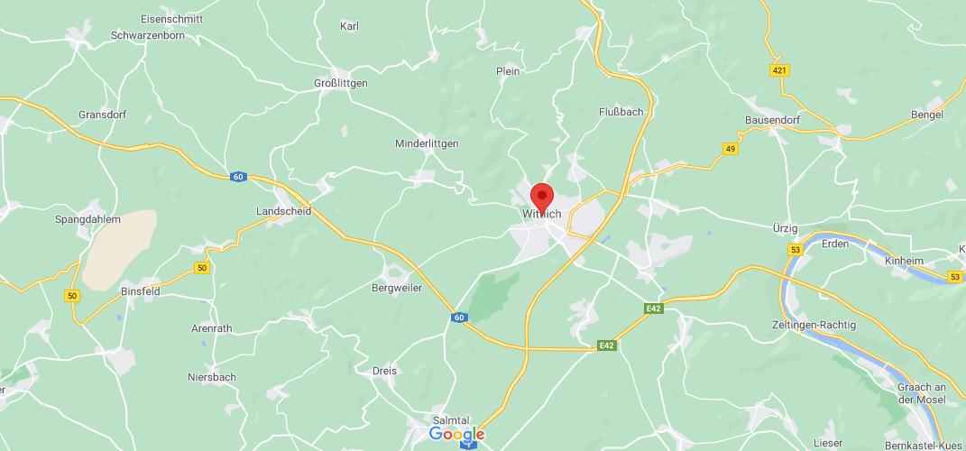 In welchem Bundesland liegt Wittlich