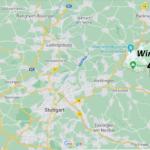 Wo ist Winnenden (Postleitzahl 71364)