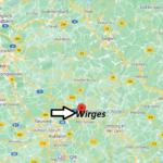 Wo ist Wirges (Postleitzahl 56422)