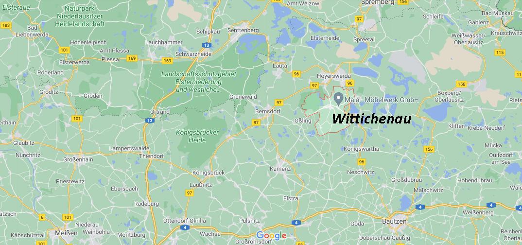In welchem Bundesland liegt Wittichenau