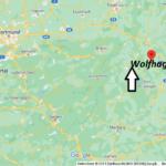Wo ist Wolfhagen (Postleitzahl 34466)