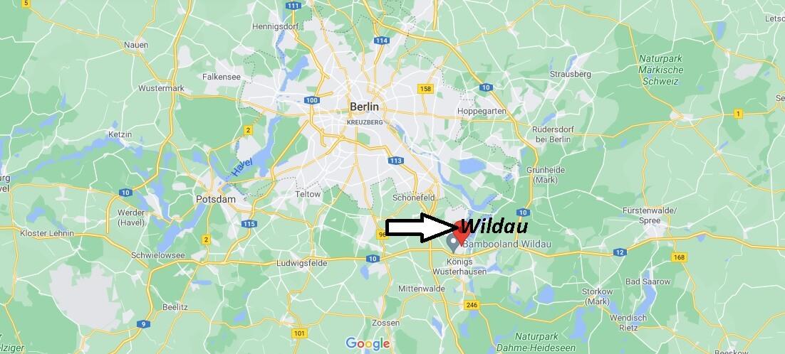 In welchem Bundesland liegt Wildau