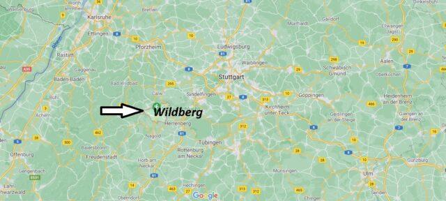 Wo liegt Wildberg