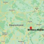 Wo liegt Wilkau-Haßlau
