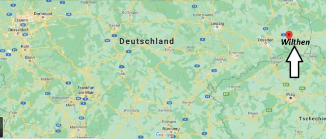 Wo liegt Wilthen