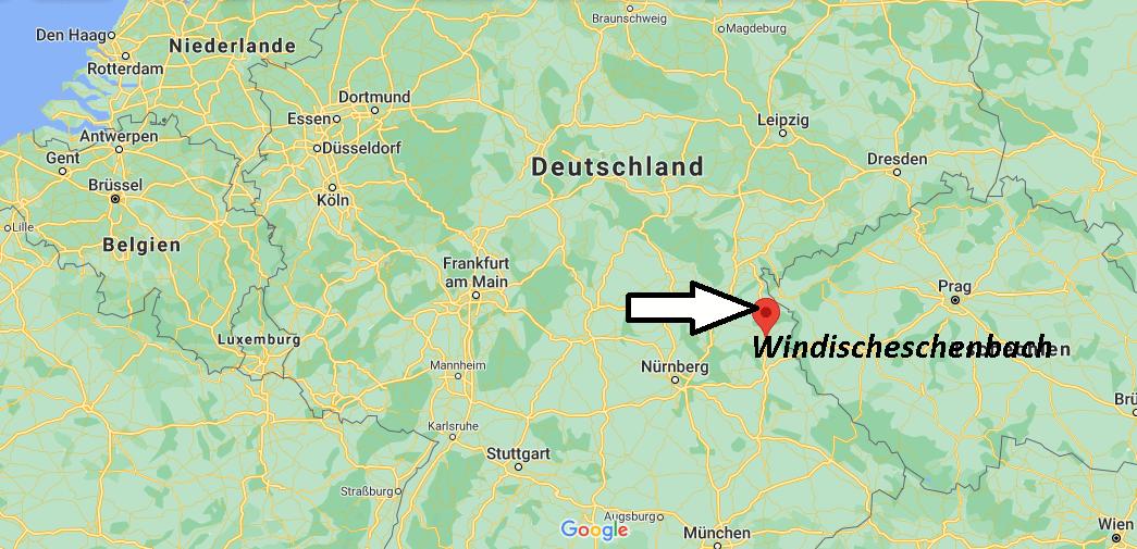 Wo liegt Windischeschenbach