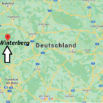 Wo liegt Winterberg