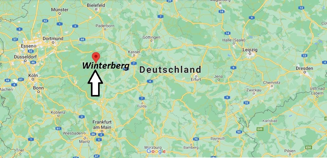 In welchem Bundesland liegt Winterberg