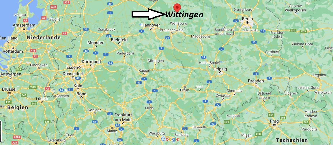 Wo liegt Wittingen