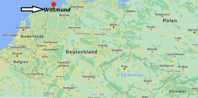 Wo liegt Wittmund