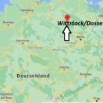 Wo liegt Wittstock Dosse