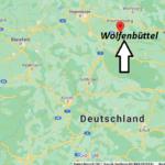 Wo liegt Wolfenbüttel