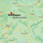 Wo liegt Wolfhagen