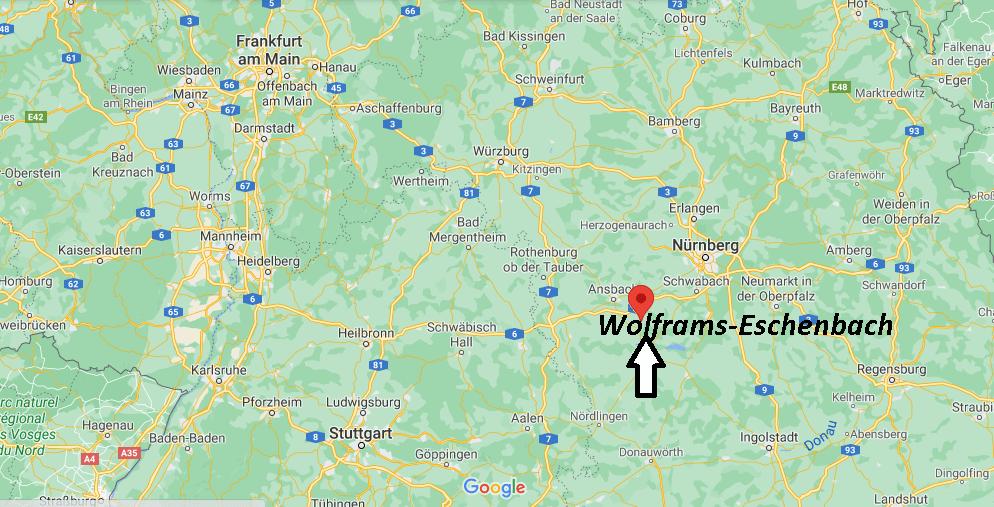 In welchem Bundesland liegt Wolframs-Eschenbach
