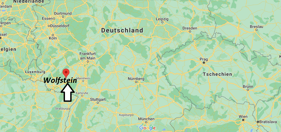 Wo liegt Wolfstein