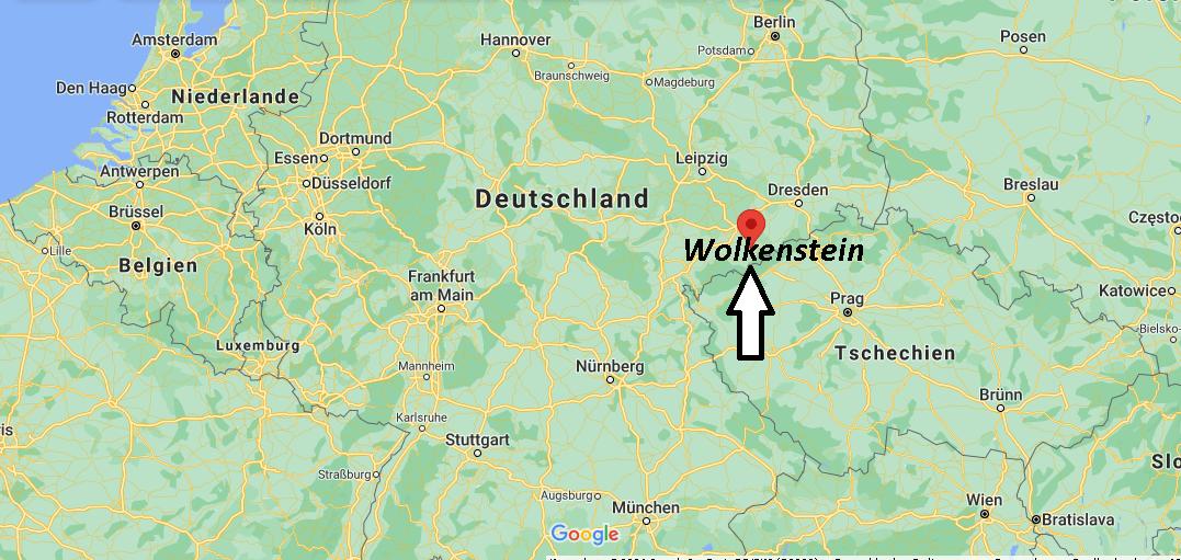 Wo liegt Wolkenstein