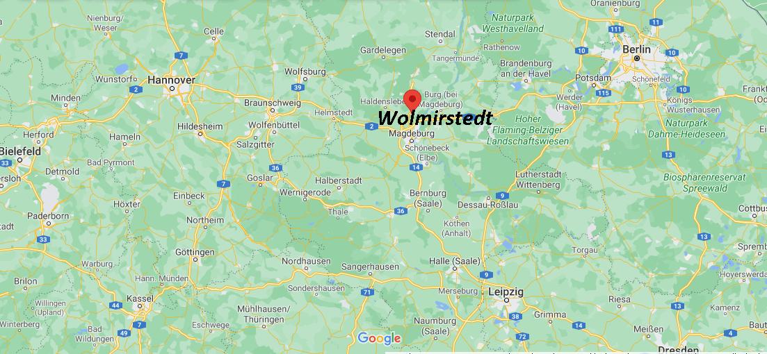 Wo liegt Wolmirstedt