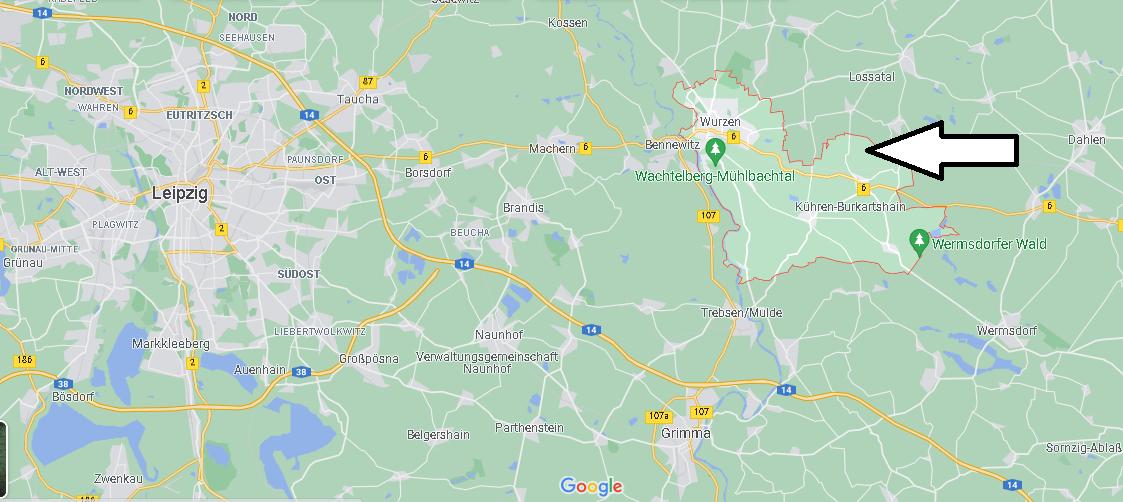 In welchem Bundesland liegt Wurzen