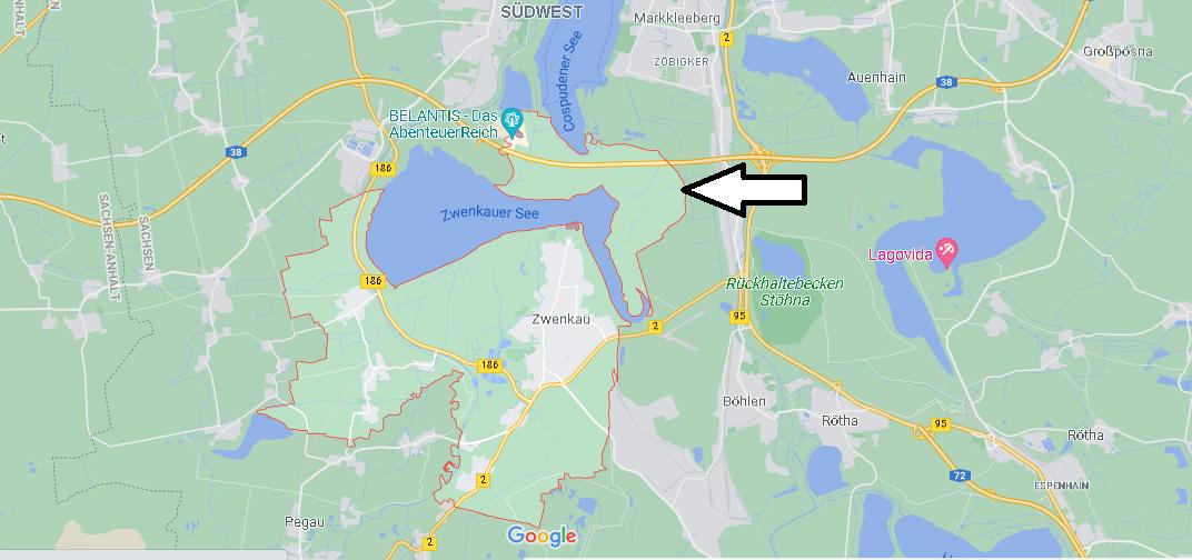 In welchem Bundesland liegt Zwenkau