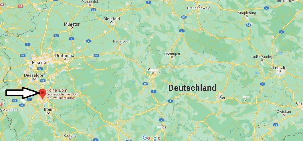 In welchem Bundesland steht der Kölner Dom