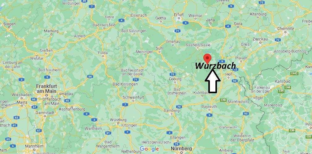 In welchem Bundesland liegt Wurzbach
