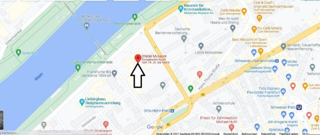 Wo ist das Städel Museum
