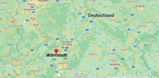 Wo liegt Wörrstadt