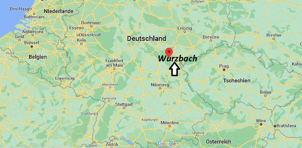 Wo liegt Wurzbach