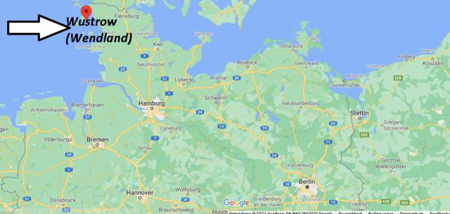 Wo liegt Wustrow (Wendland)