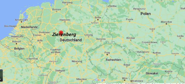Wo liegt Zierenberg