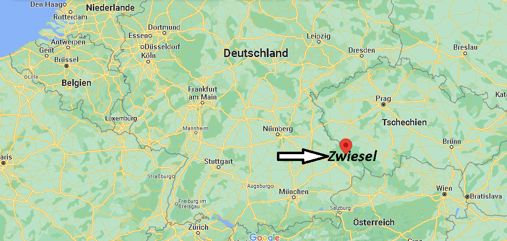 Wo liegt Zwiesel