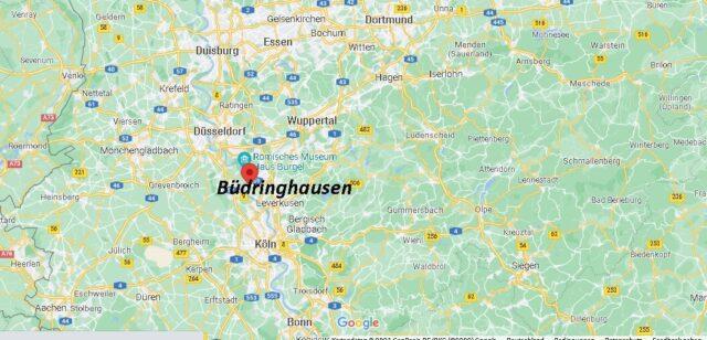 Wo Liegt Büdringhausen