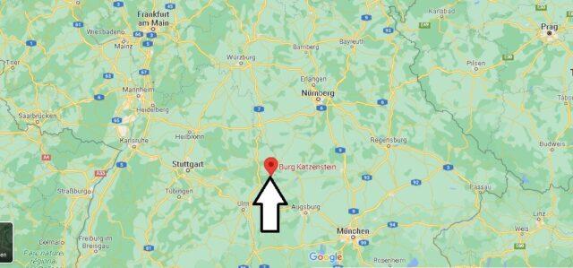 Wo liegt Burg Katzenstein