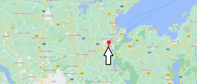 Wo liegt Lübecker Altstadt